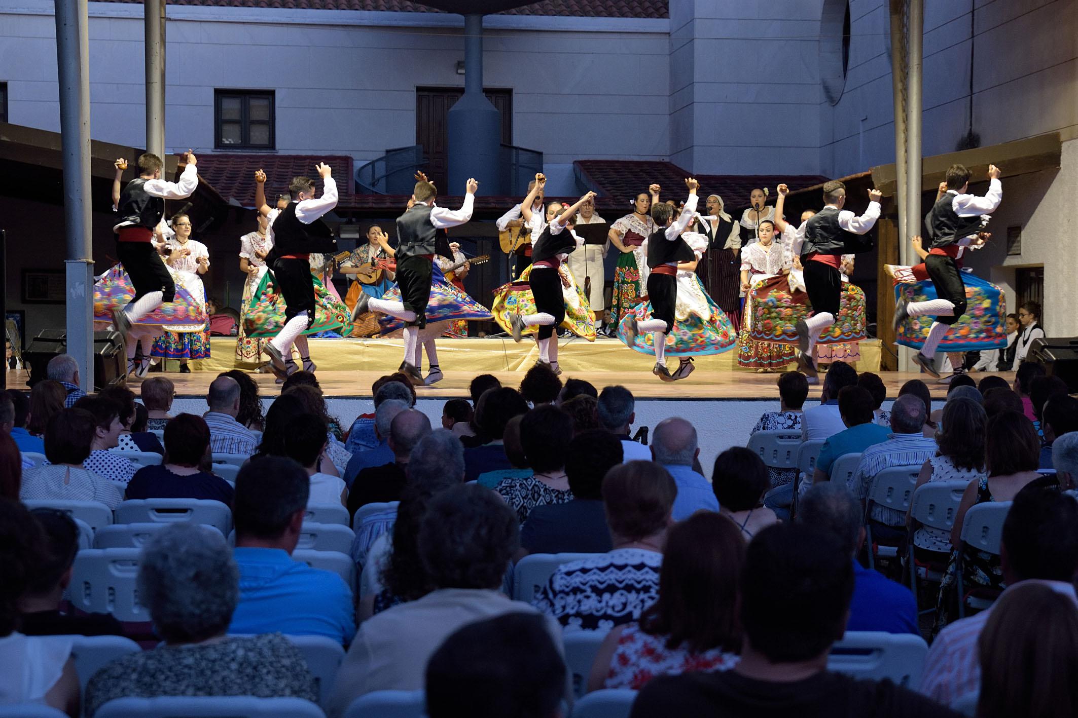 XVII Festival Infantil Folclore, Lorca