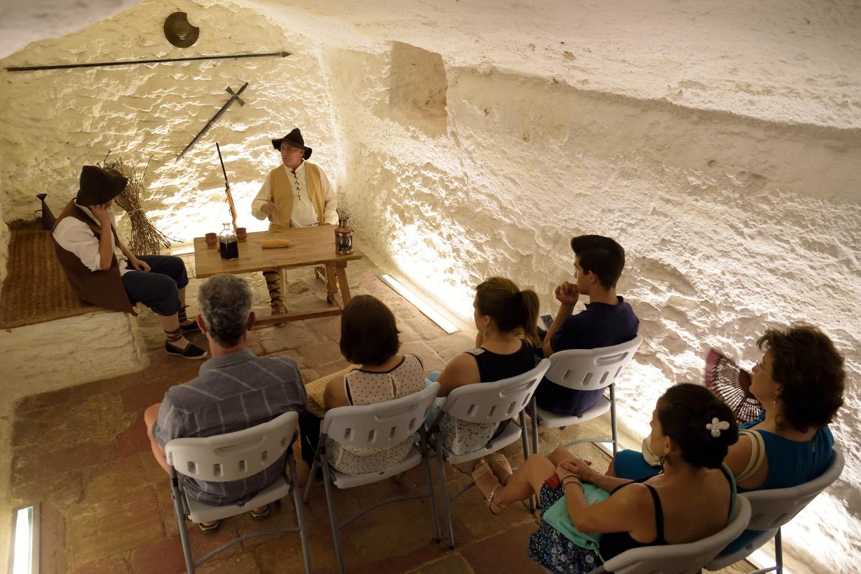Tres diferentes y originales propuestas teatrales en las Jornadas de Teatro «Prisión de Cervantes»