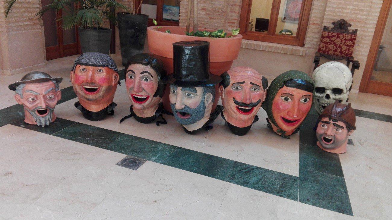 Todo preparado para vivir el Carnaval de Verano en Herencia