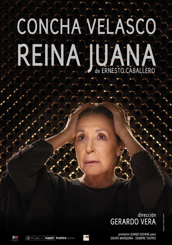 Cartel Reina Juana