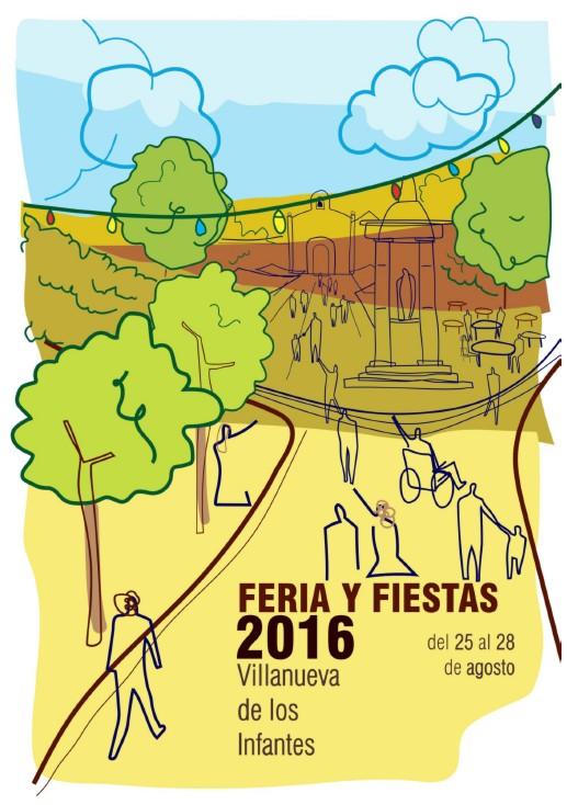 El periodista Ramón Arangüena será el pregonero de la Feria y Fiestas 2016 de Villanueva de los Infantes