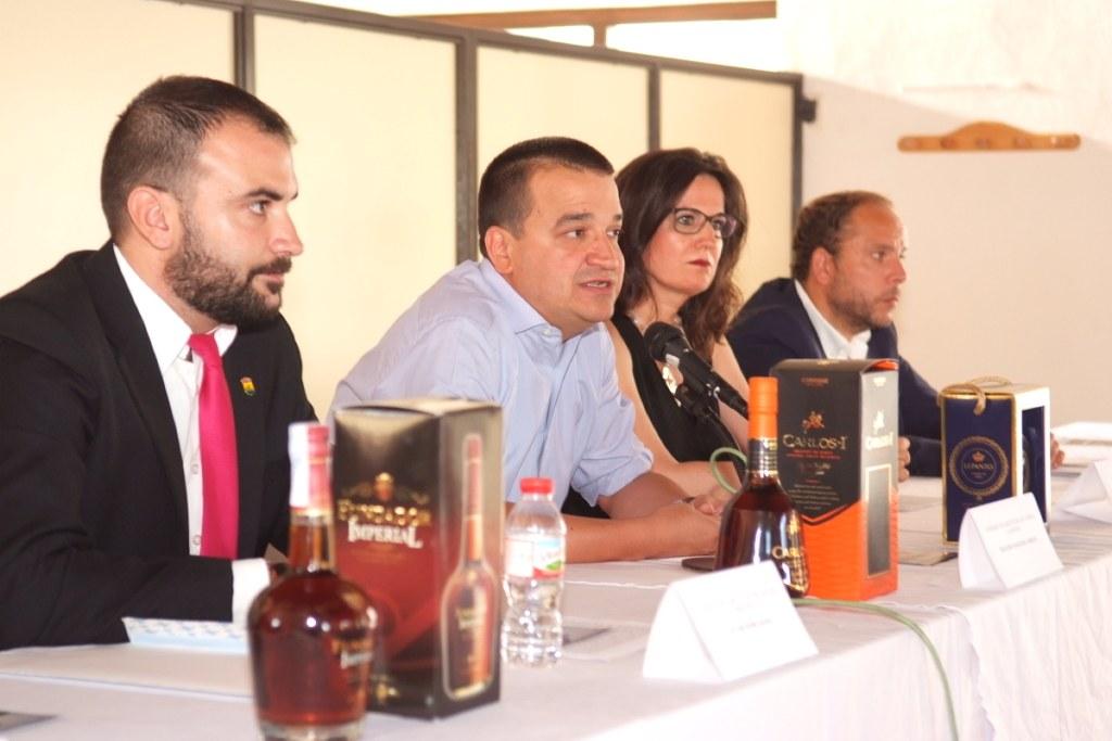 Éxito de participación en el I Concurso Regional de Catadores de Brandy en Tomelloso