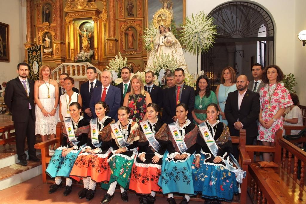 Tomelloso celebra el Día de la Patrona con una solemne función religiosa