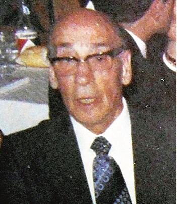 Emilio Caminero Barrios, el fundador de Sastrería Caminero