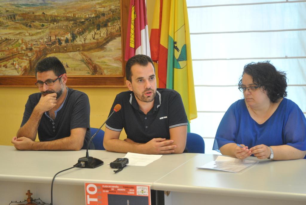 """Presentado el concierto de feria de la Unión Musical """" Ciudad de Tomelloso """""""