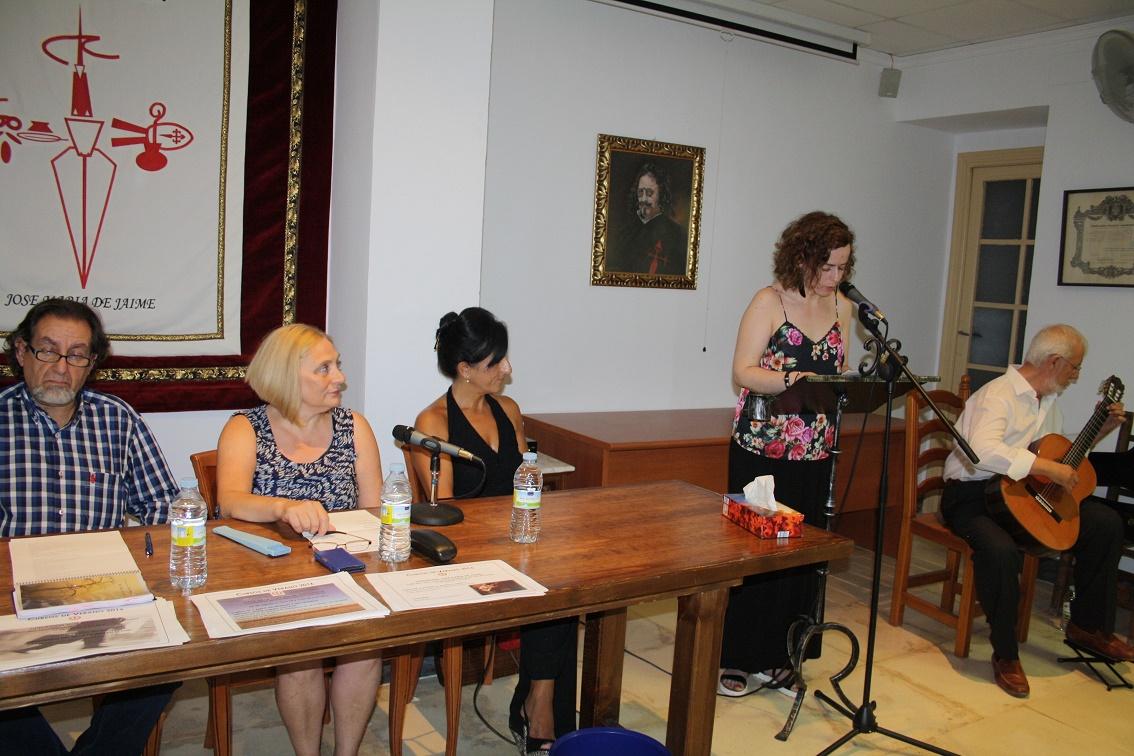 La Universidad Libre de Infantes celebra la Fiesta de la Poesía