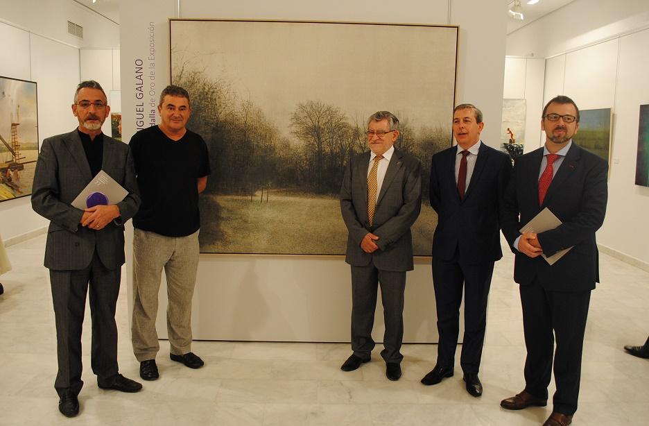 La 77 Exposición Internacional de Artes Plásticas de Valdepeñas abre sus puertas