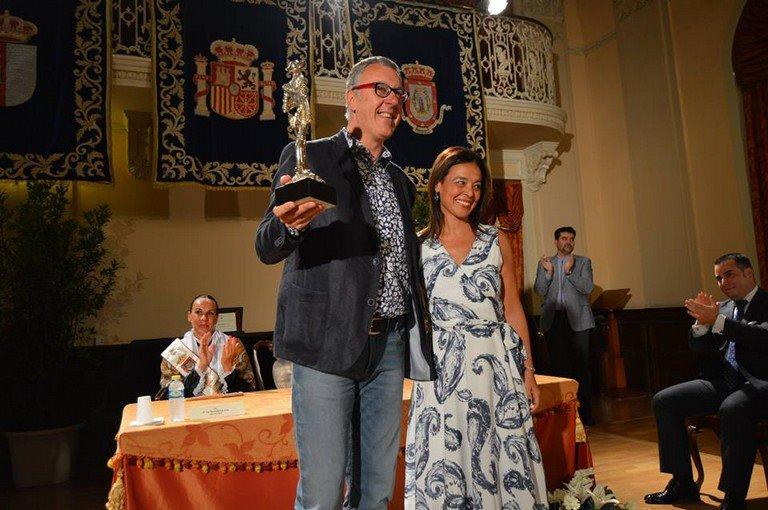 García Calero, Ciudadanos Ejemplares 2016