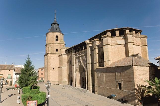 Iglesia de Nuestra Señora de la Asunción. Villahermosa