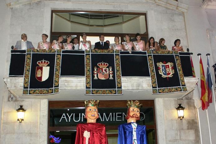 Campo de Criptana inicia la Feria y Fiestas en honor a su patrón, el Santísimo Cristo de Villajos