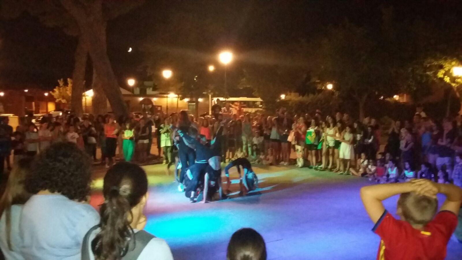 Exitosa participación en las Jornadas de la Juventud de Villanueva de los Infantes