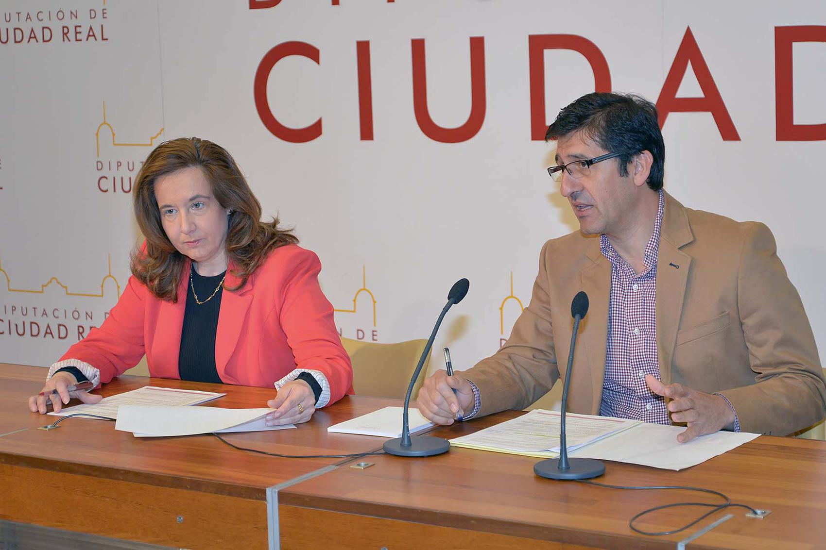 Jose Manuel Caballero y Jacinta Monroy