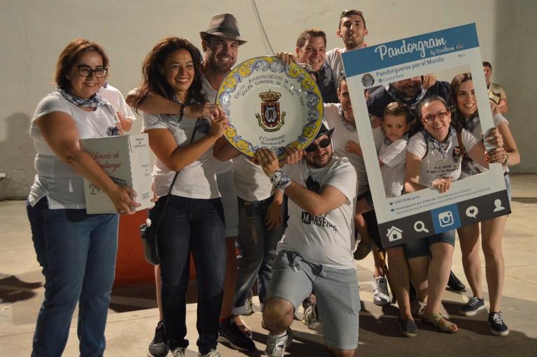 """""""Los Tiemplarios"""" se alzan con el XXXVIII Concurso de Limoná de la Pandorga"""