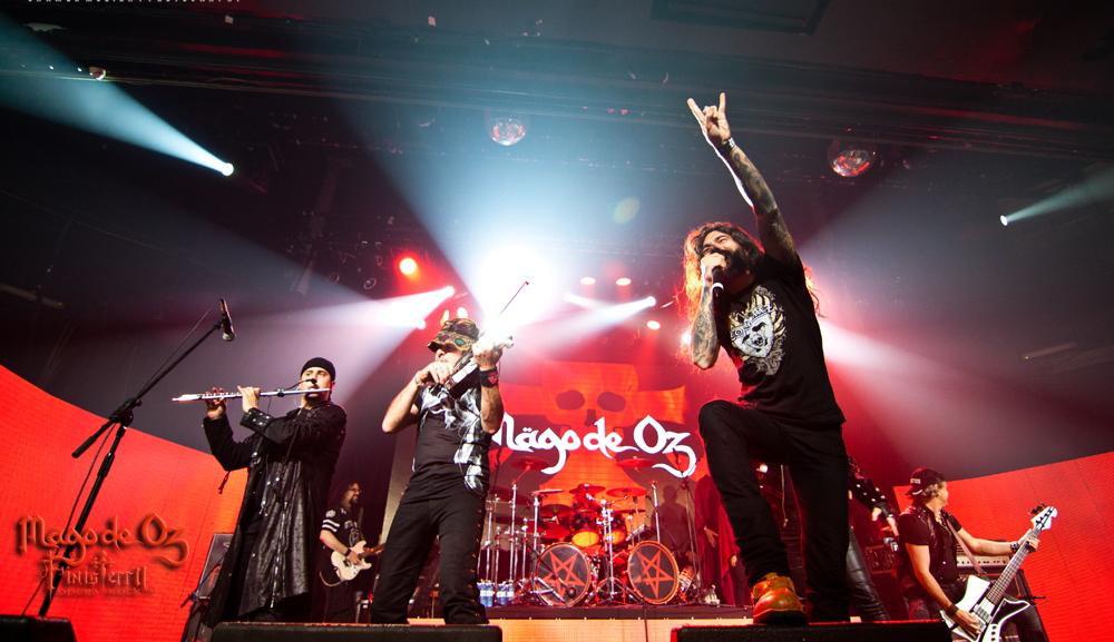 Mägo de Oz actuará el viernes 30 de septiembre en la Plaza de España de Valdepeñas