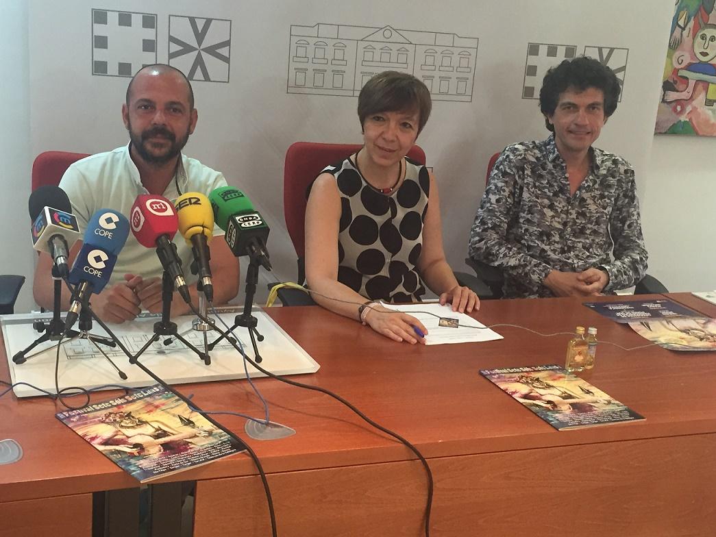 El auditorio de la cantera de Alcázar acogerá en agosto el Festival de música mediterránea '7 lunas, 7 soles'