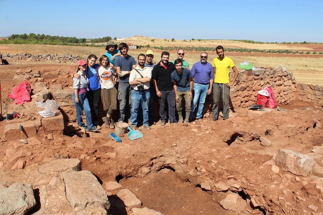 El sábado de 10 a 13 horas tendrá lugar una Jornada de Puertas Abiertas en las excavaciones del yacimiento arqueológico de Jamila en Infantes