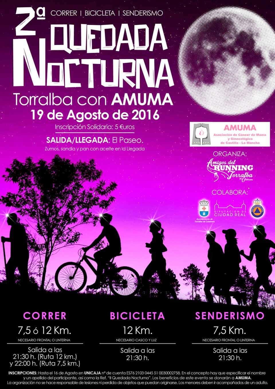 Quedada nocturna en Torralba de Calatrava