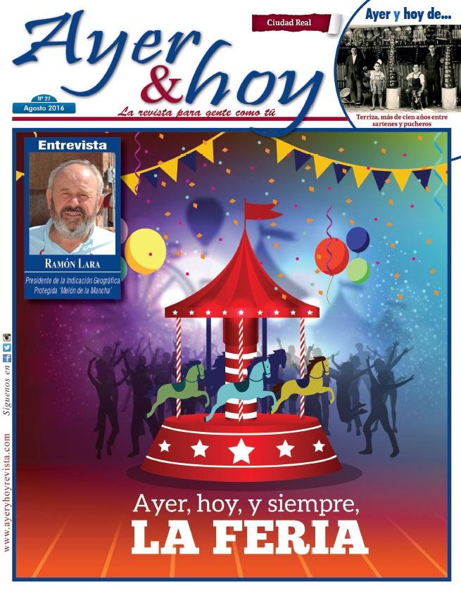 Revista de Agosto 2016 – Ciudad Real