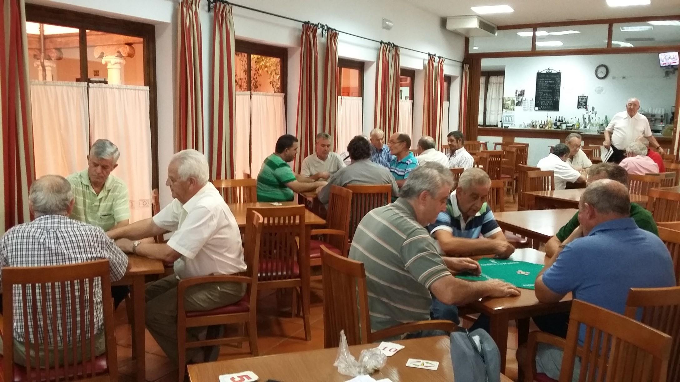 Finaliza el Torneo de Truque en Villanueva de los Infantes