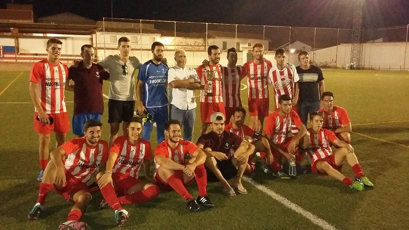 """El C.F. Infantes organiza su XXVIII Trofeo """"Ciudad de Infantes"""""""