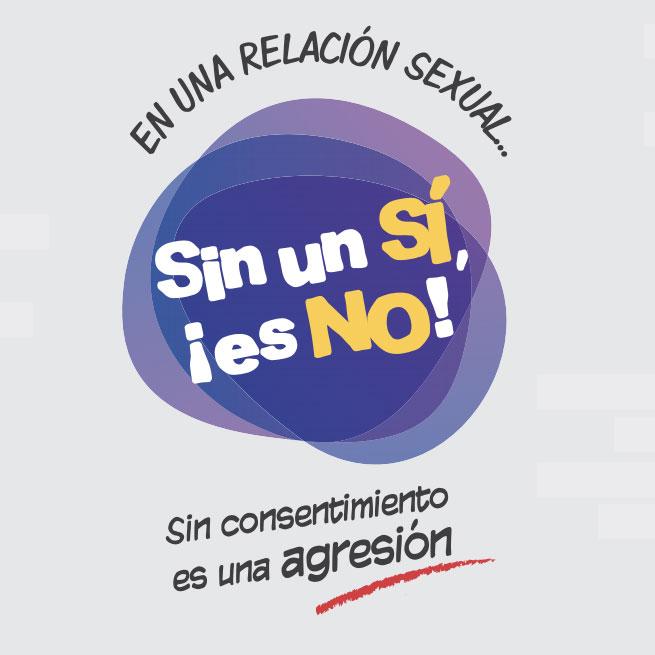 La concejalía de Igualdad de Miguelturra se suma a la difusión de la nueva campaña «Sin un SÍ, es un NO» del Instituto de la Mujer de Castilla La Mancha