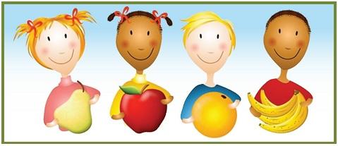 Alimentación saludable en el escolar
