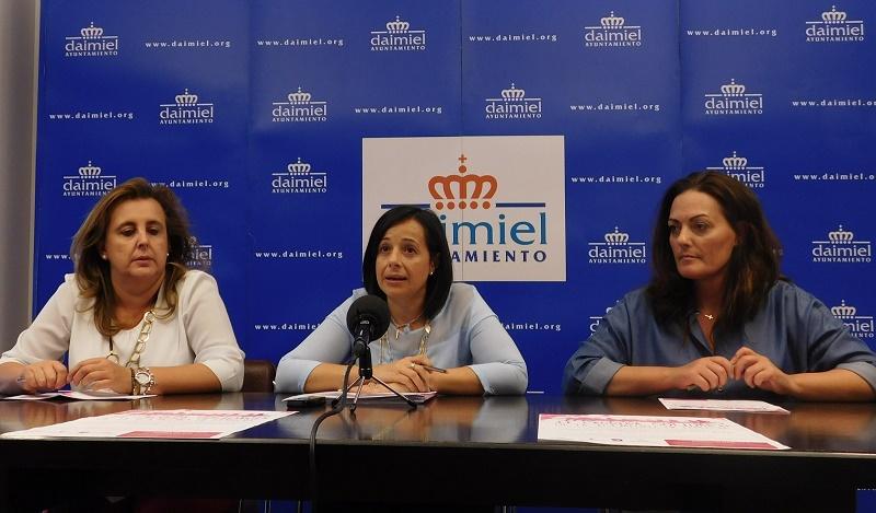 Segunda edición de la 'Carrera Solidaria de la Igualdad en Familia' en Daimiel