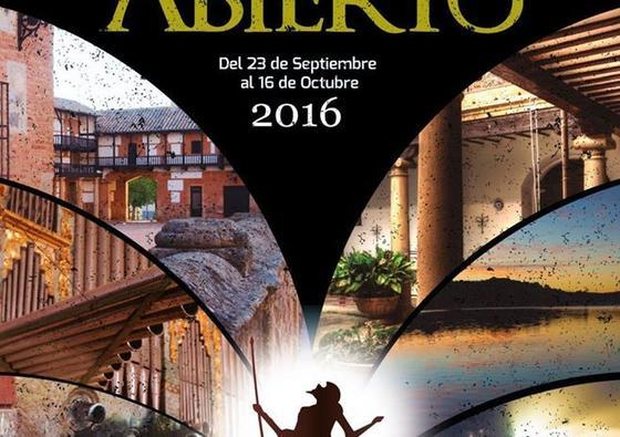 """""""Campo de Montiel Abierto"""" arranca este fin de semana con la ruta de los castillos de la comarca y la música como protagonistas"""