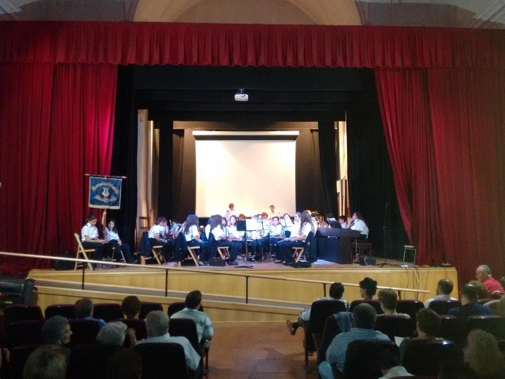 Concierto de Otoño de la Agrupación Musical Santa Cecilia de Villanueva de los Infantes