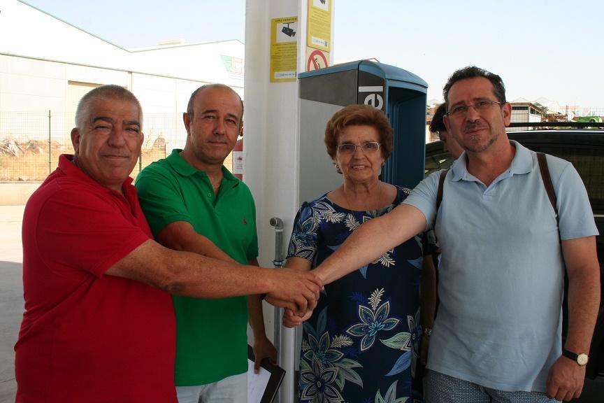 La estación de servicio Galanes en La Solana donará un céntimo por litro a la AECC