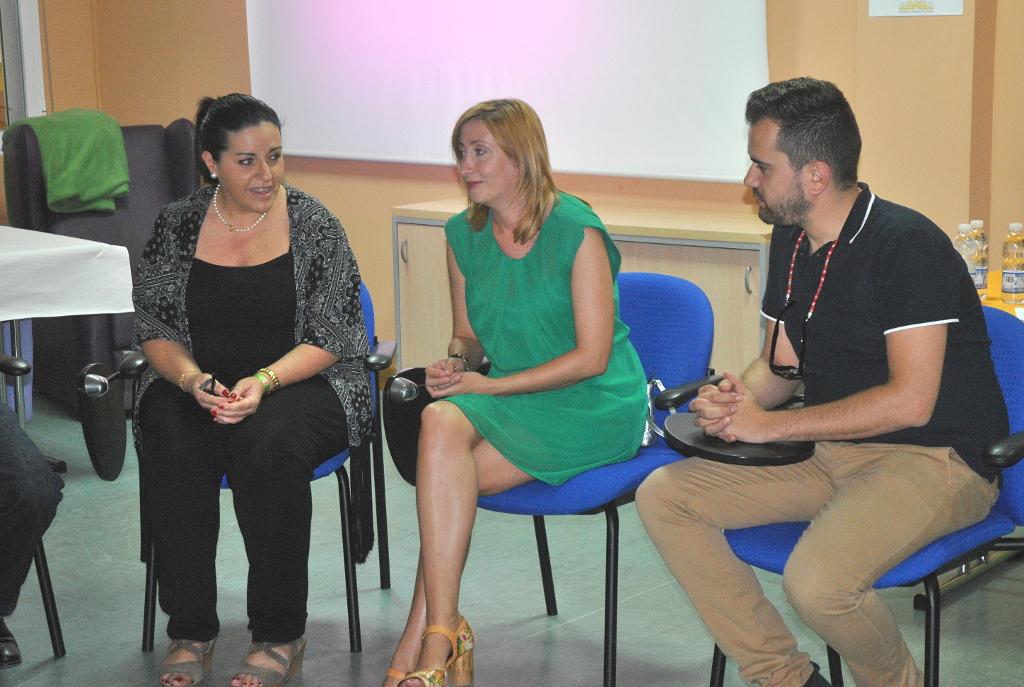 Montse Moreno celebró en San Rafael el Día Mundial del Alzheimer