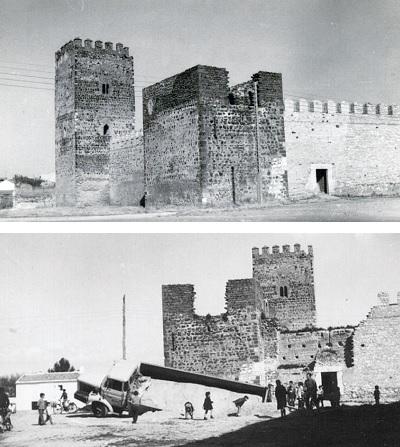 dos-imagenes-de-mediados-del-siglo-xx-del-castillo