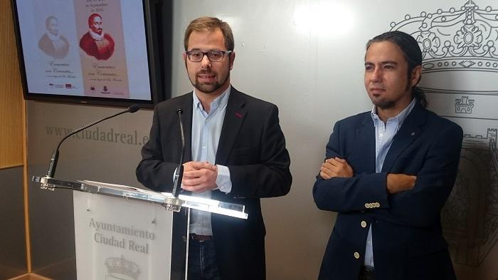 José Luis Cuerda, Javier Rioyo, Emilio Lledó, Ángel Gabilondo y Juan Cruz se encuentran con Cervantes en Ciudad Real