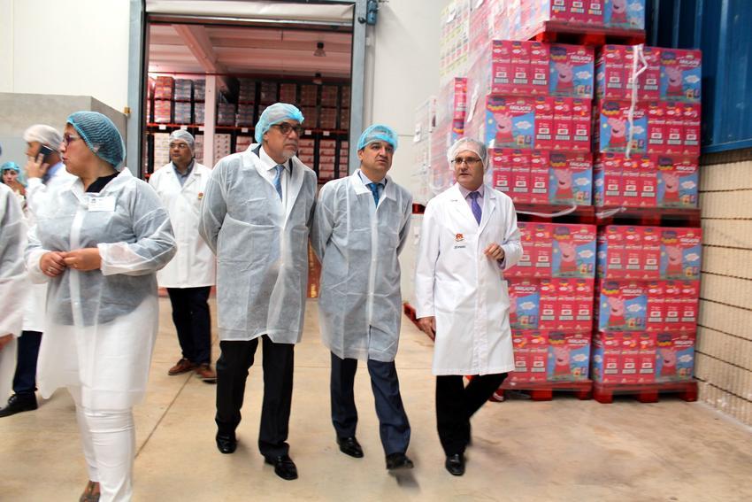 TOSFRIT planifica nuevas inversiones para adaptarse a la normativa internacional de seguridad alimentaria IFS