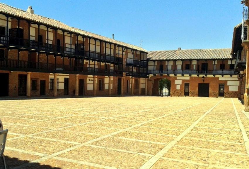 """Las iglesias, el teatro del Siglo de Oro y la Vía Augusta, propuestas para este fin de semana del programa """"Campo de Montiel Abierto"""""""