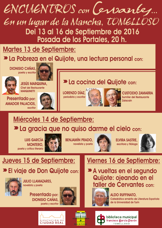 Encuentros Cervantes