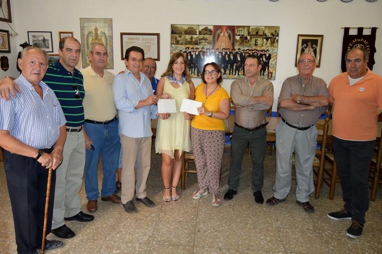 Entregado el premio del Concurso de Selfies de Pandorga en su XXX aniversario como fiesta de Interés Turístico Regional