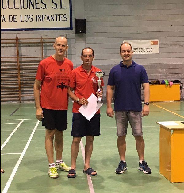 Finaliza el XVII Maratón de Veteranos de Fútbol – Sala en Infantes