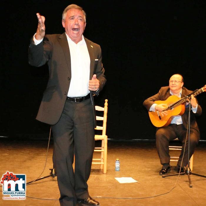 El Decimoséptimo Festival Benéfico de Arte Español y Flamenco levantó al público de Miguelturra de sus sillas