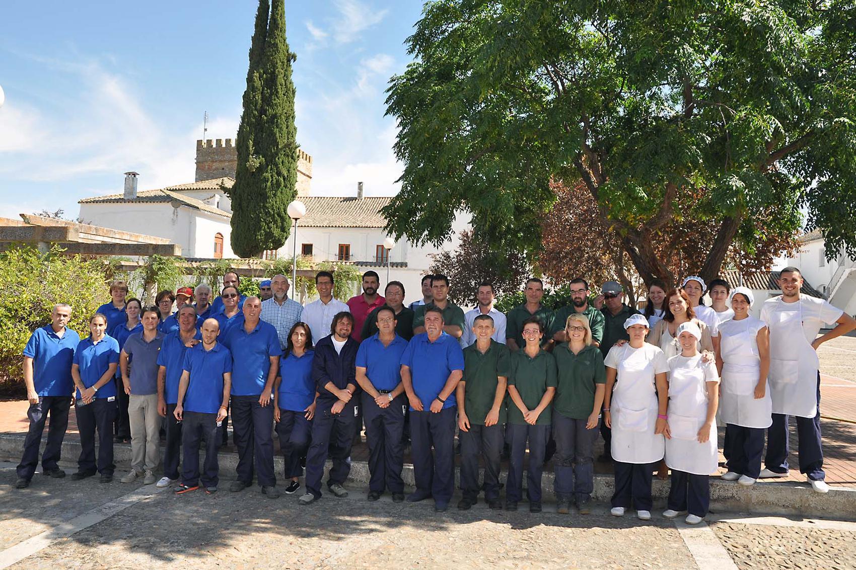 La Diputación pretende que la Finca Galiana sea un instrumento de generación de riqueza y empleo