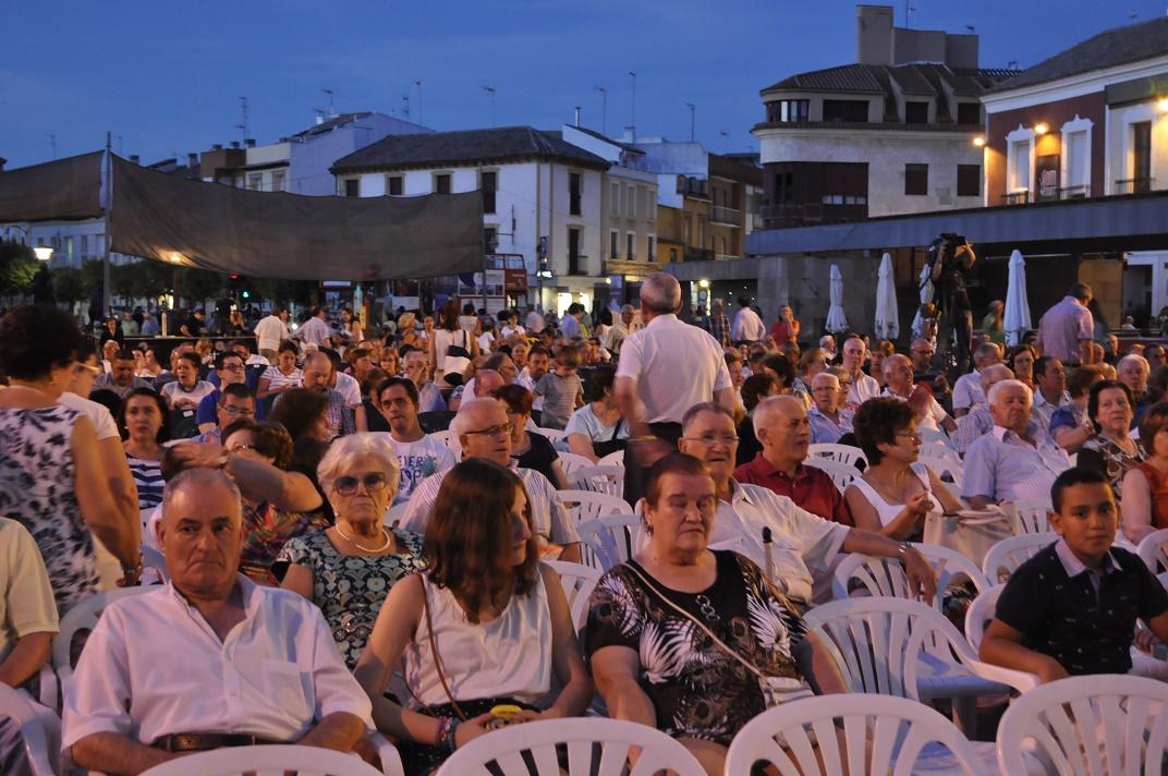 Inauguración Fiestas de Alcázar