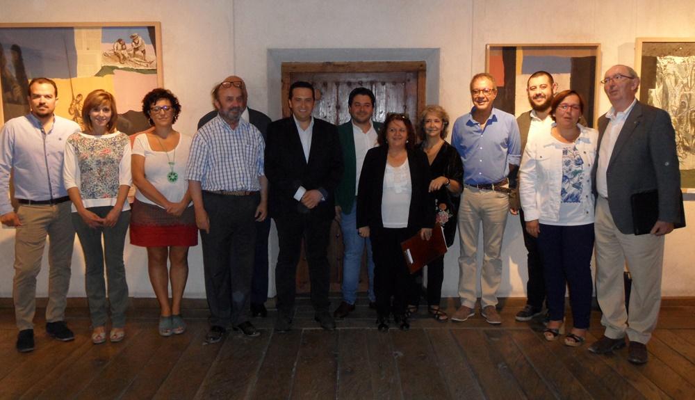 Campo de Criptana inaugura los Encuentros con Cervantes como broche de oro al IV Centenario de la muerte del escritor