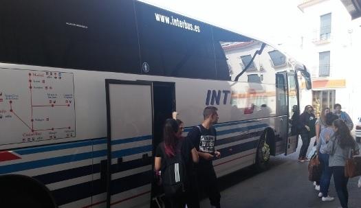 Nueva línea de autobús entre Daimiel y Ciudad Real a las 7:45 horas