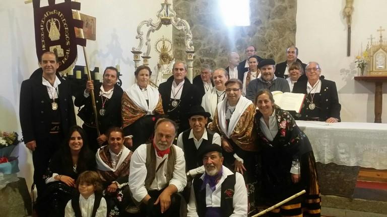 Ciudad Real y Hoyos del Espino estrechan lazos a través de la Hermandad de Pandorgos