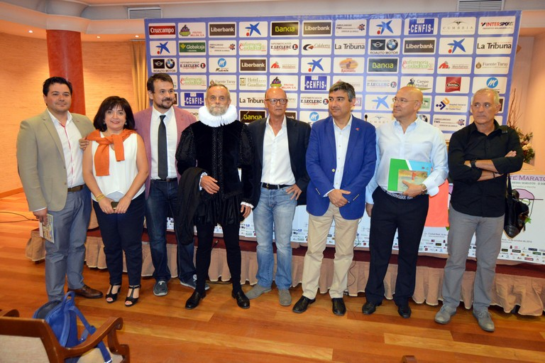 Ciudad Real acogerá el 16 de octubre la 21ª edición del Quixote Maratón, la 6ª Media Maratón y el 2º Diez Mil de CLM