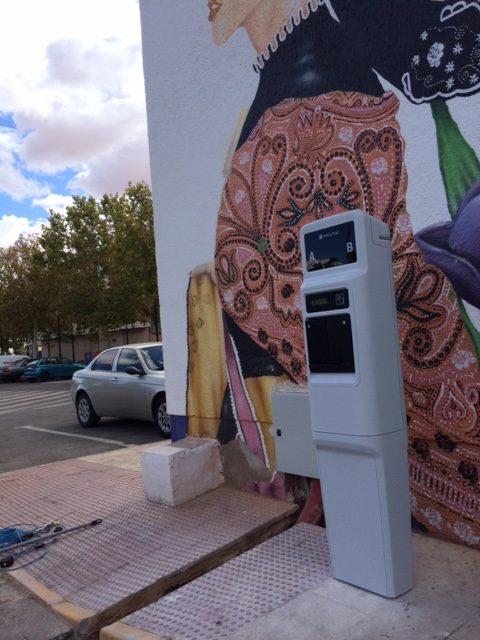 Pedro Muñoz ya tiene un punto de recarga para vehículos eléctricos