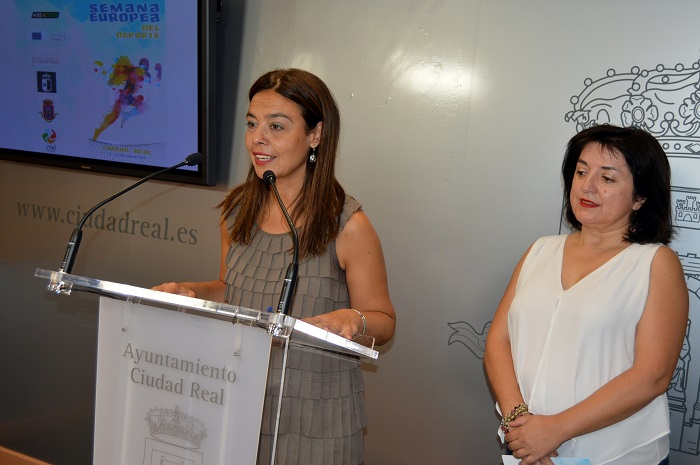 Ciudad Real celebrará del 12 al 23 de septiembre la I Semana Europea del Deporte