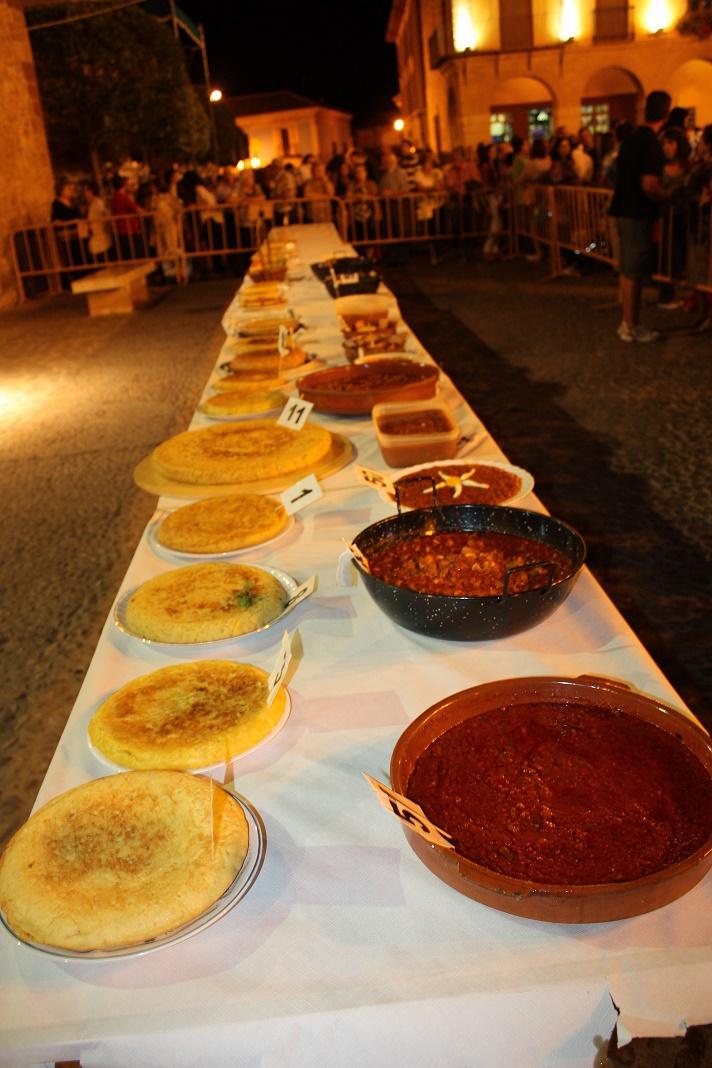 Convocados los concursos gastronómicos para las fiestas de la patrona de La Solana