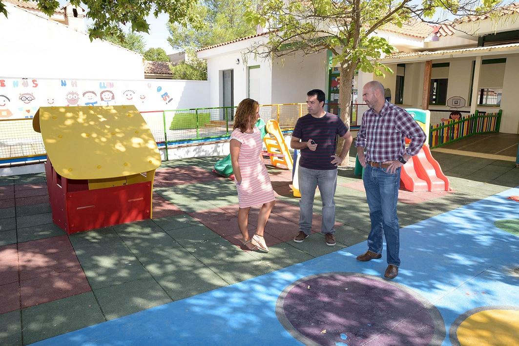 En Argamasilla de Alba la Escuela Infantil «Alba» mejora las instalaciones y amplia los servicios