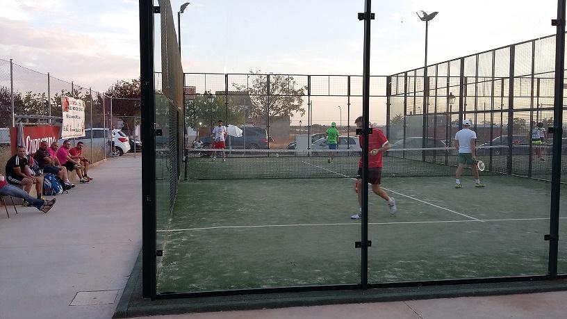 Celebrado con éxito el VI Open de Pádel Campo de Montiel
